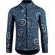 assos Mille GT Summer Bike Jersey Longsleeve Men blue